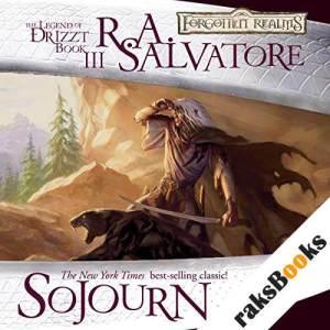 Sojourn audiobook cover art