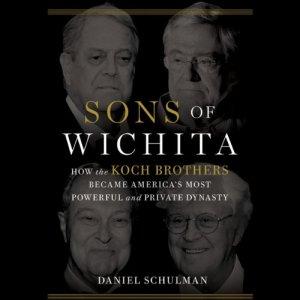 Sons of Wichita audiobook cover art