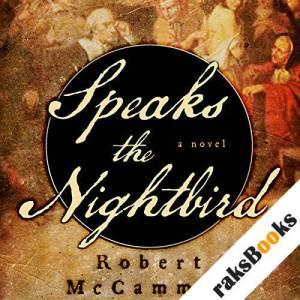 Speaks the Nightbird audiobook cover art