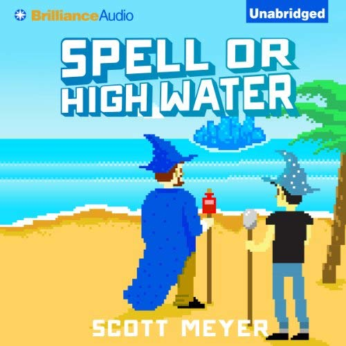 Spell or High Water audiobook cover art