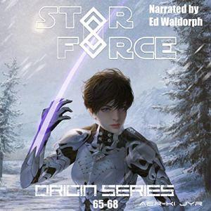 Star Force: Origin Series Box Set (65-68) audiobook cover art
