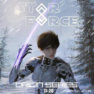 Star Force: Origin Series Box Set, Books 17-20 audiobook cover art