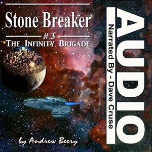 Stone Breaker audiobook cover art