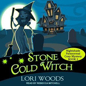 Stone Cold Witch audiobook cover art