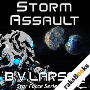 Storm Assault audiobook cover art