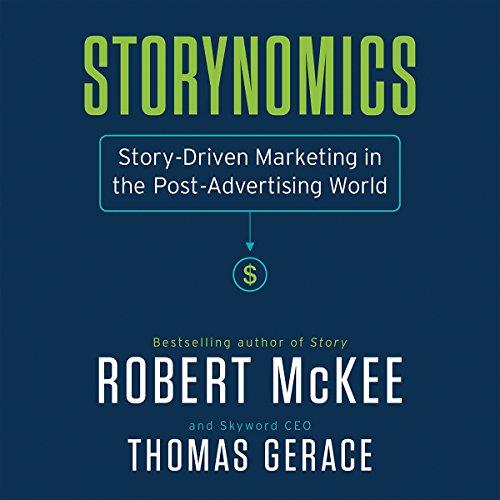 Storynomics audiobook cover art