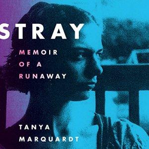 Stray audiobook cover art