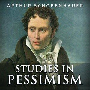 Studies in Pessimism audiobook cover art