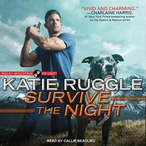 Survive the Night audiobook cover art