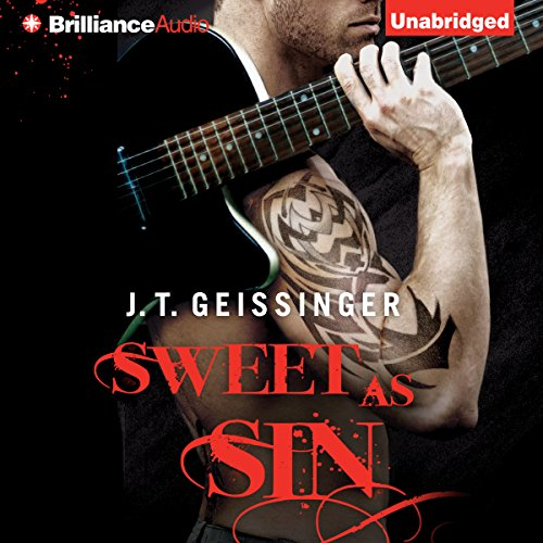 Sweet as Sin audiobook cover art