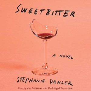 Sweetbitter audiobook cover art