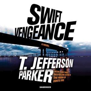 Swift Vengeance audiobook cover art
