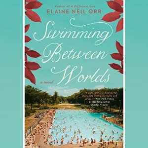 Swimming Between Worlds audiobook cover art