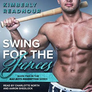 Swing for the Fences audiobook cover art