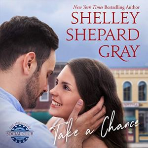 Take a Chance audiobook cover art
