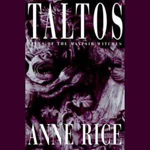 Taltos audiobook cover art