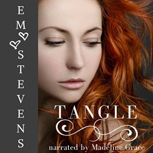 Tangle: A Lesbian Romance audiobook cover art