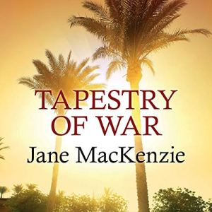 Tapestry of War audiobook cover art