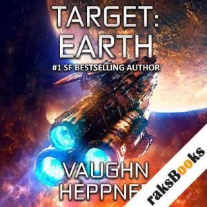 Target: Earth audiobook cover art