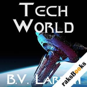 Tech World audiobook cover art