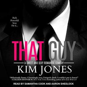 That Guy audiobook cover art