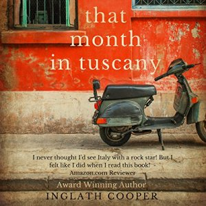 That Month in Tuscany audiobook cover art