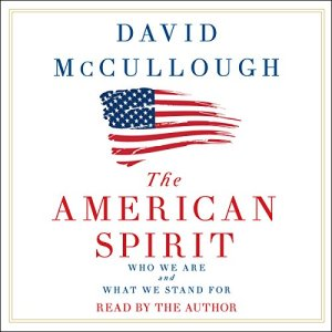 The American Spirit audiobook cover art
