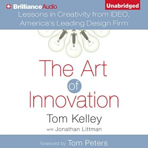 The Art of Innovation audiobook cover art