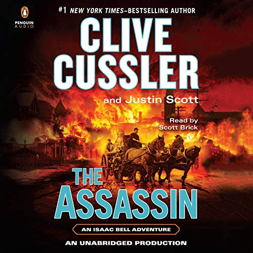 The Assassin audiobook cover art