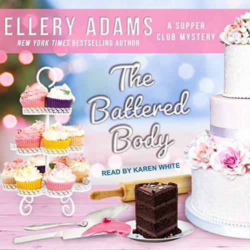 The Battered Body audiobook cover art