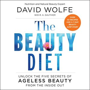 The Beauty Diet audiobook cover art