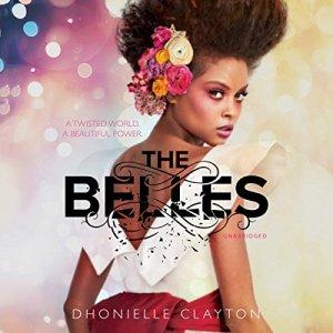 The Belles audiobook cover art