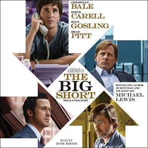 The Big Short audiobook cover art
