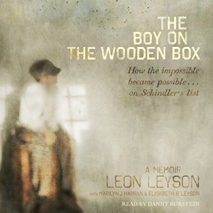 The Boy on the Wooden Box audiobook cover art