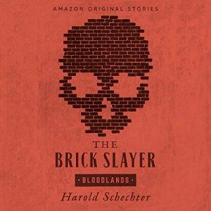 The Brick Slayer audiobook cover art