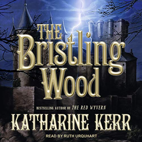 The Bristling Wood audiobook cover art