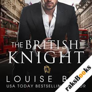 The British Knight audiobook cover art