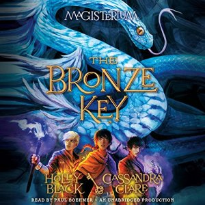 The Bronze Key audiobook cover art
