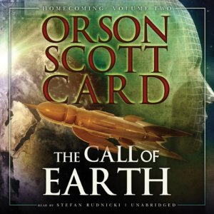 The Call of Earth audiobook cover art
