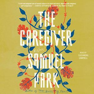 The Caregiver audiobook cover art