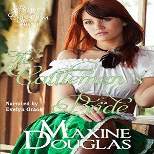 The Cattleman's Bride audiobook cover art