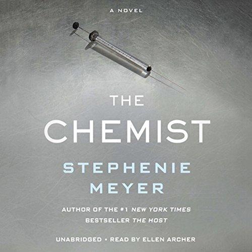 The Chemist audiobook cover art