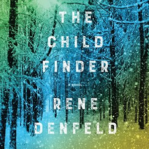 The Child Finder audiobook cover art