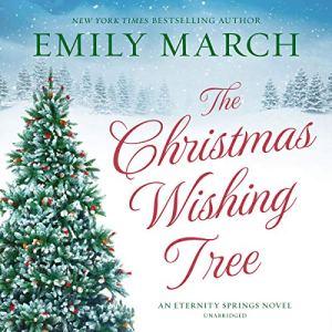 The Christmas Wishing Tree audiobook cover art