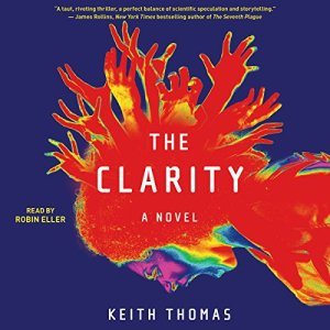 The Clarity audiobook cover art