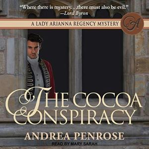 The Cocoa Conspiracy audiobook cover art