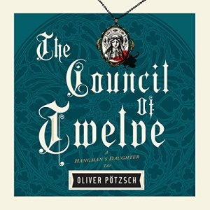 The Council of Twelve audiobook cover art
