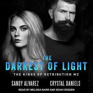 The Darkest of Light audiobook cover art