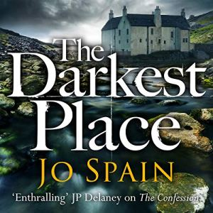 The Darkest Place audiobook cover art