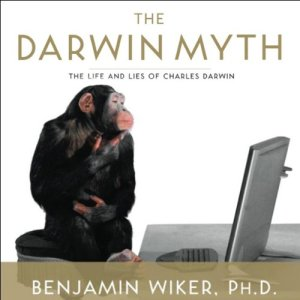 The Darwin Myth audiobook cover art